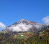 Das aktuelle Bergwetter