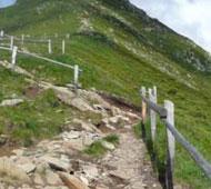 Suggerimenti per escursionisti