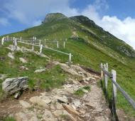 Wanderung zur Mutspitz