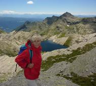 Wanderung zu den Spronser Seen